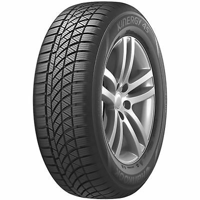 GOMME 4 STAGIONI 195/55 R15 85H HANKOOK H740 KINERGY 4S M+S Pneumatici Nuovi