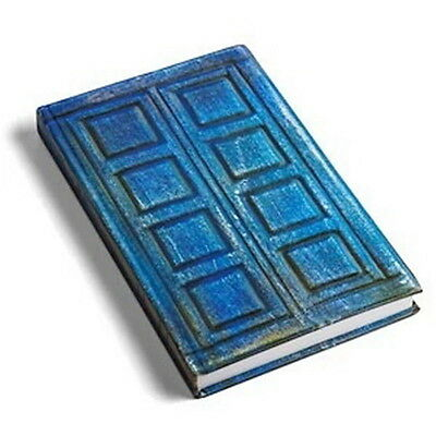 Horror Dr. Who River Song's Tardis Journal Time Machine Travel Diary Notebook!!