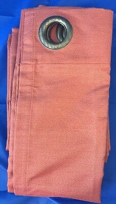 Richloom Home Fashions Grommet Curtain Panel 84 In X 48