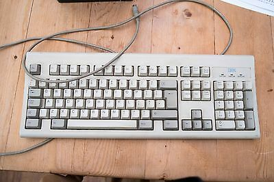 Vintage IBM Mechanical Keyboard PS2