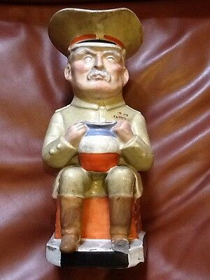General French Toby Jug Wilkinson C1917