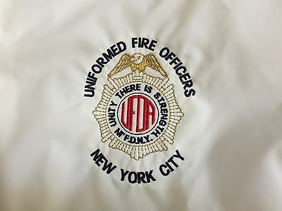 NEW FDNY Uniformed Fire Officers Jacket Large