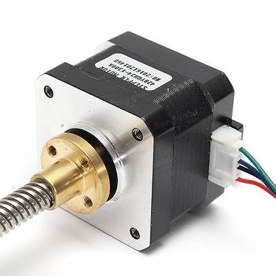 3D Printer 300mm Lead Screw with 42 Stepper Motor Z Axis 1.3A
