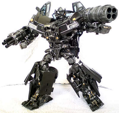 Transformers MOVIE 2007 IRONHIDE  voiager class
