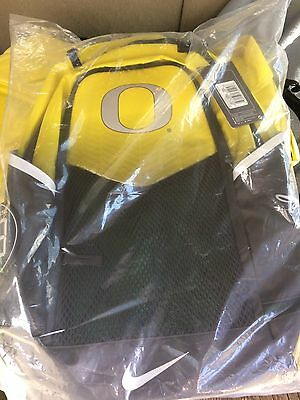 Oregon Ducks Team Issued Nike Backpack BRAND NEW