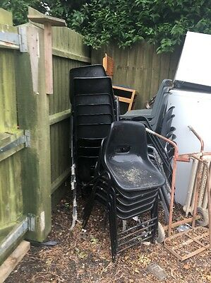 Plastic Out Door Chairs