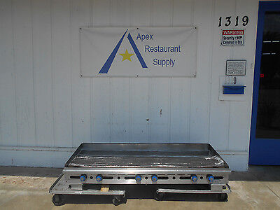"""Imperial 72"""" Natural Gas Griddle #2335"""