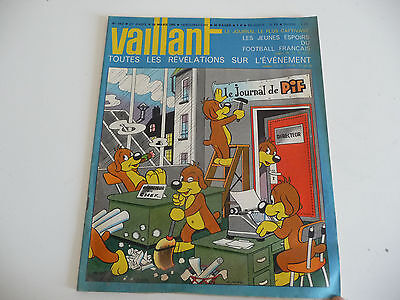 Juin16  --- No Pif Gadget  ----   VAILLANT le journal de pif      N° 1037