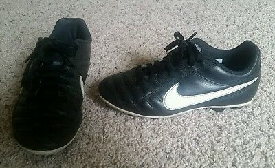 Nike Soccer Cleats Size 1
