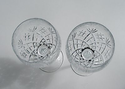 Royal Doulton Arden Wine Glasses, Two or a Pair