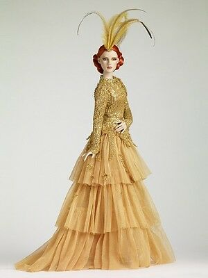 Tonner Romantic Gold MIB NRFB