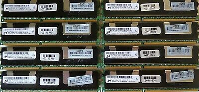 64GB 8x8GB DDR3 1333 PC3L-10600R Server Memory RAM DELL POWEREDGE R610 R710 R715