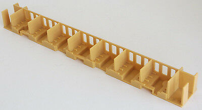 Lima interior seating unit for BR mk2 FK first compartment coach, OO gauge spare