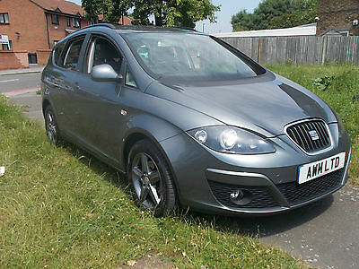 SEAT ALTEA XL DIESEL ESTATE  1.6 TDI CR I Tech 5dr DSG