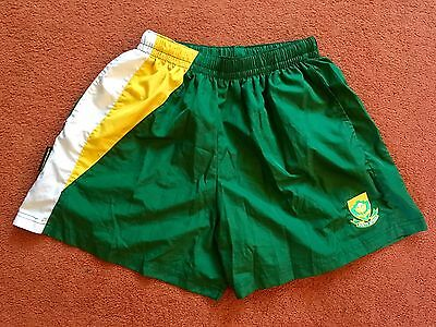 South Africa Rowing Team Shorts Rare Size Small