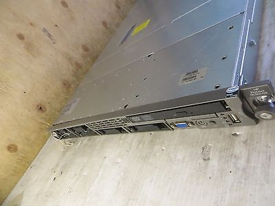 HP DL360 G5 1U Server - 2x Intel Xeon QC 3GHz 8GB Ram No HDDS - front bezel^