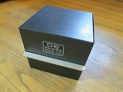 Omega D-B 2 1/4 x 2 3/4 Diffusion/Mixing Chamber for Enlarger