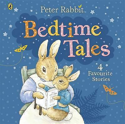 Peter Rabbit's Bedtime Tales by Beatrix Potter (Board book, 2015)