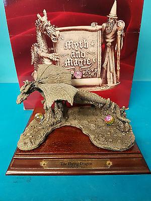 The Flying Dragon  #OY93 1993 Only Tudor Mint Myth & Magic Boxed