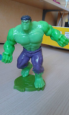 Figurine HULK KINDER MAXI Surprise 2014 MARVEL AVENGERS