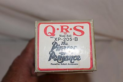 QRS Word Roll The Pirates of Penzance XP-205-B Player Piano Roll Excellent 70959