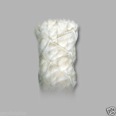 "5 Feet 3/4"" Diameter Round Cotton Garden Tiki Torch Smudge Pot Wick"