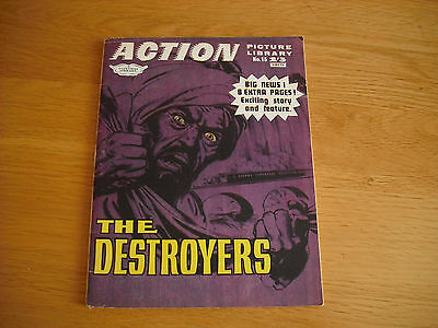Action Picture Library War Comic 15
