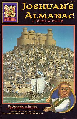 AD&D - Joshuan's Almanac & Book of Facts TSR 2517 Mystara