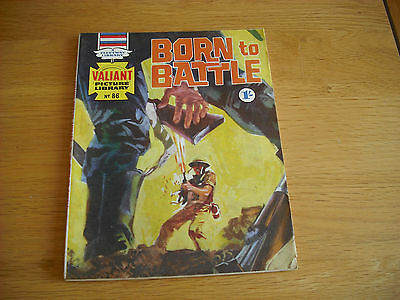 Valiant Picture Library War Comic 86