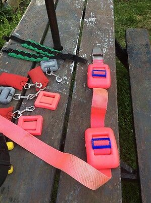 Scuba Diving Weight Belt 8kg & Various Weights