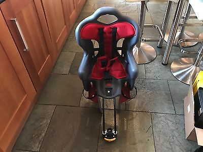 Bellelli Child Rear Bicycle Seat B-ONE (up to 22 kg) with fixing bracket