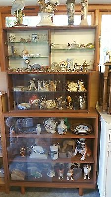 Large job lot of pottery, ceramic, porcelain and glass ornaments for sale