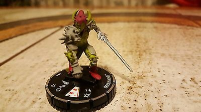 HEROCLIX What If... 040 GOBLIN KING Super Rare SR FIGURE