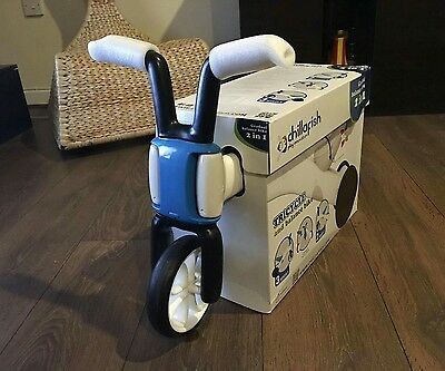 chillafish 2in1 balance bike and tricycle brand new