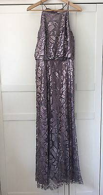 Evening Prom Wedding Party Dress Size 10