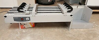 """Pitney Bowes W760 """"Very Clean""""  Inline Conveyor."""