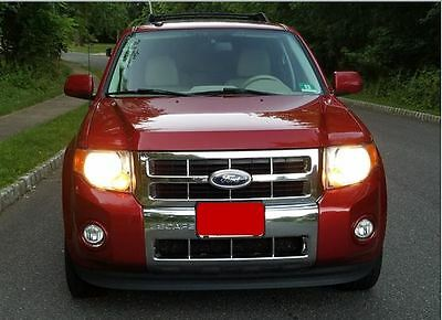 2012 Ford Escape Limited 2012 Ford Escape Limited AWD 83K Miles