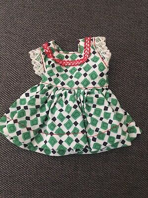 Nancy Ann Storybook  Muffie Doll Outfit Dress 1950's. Mint