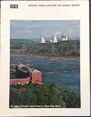 THREE MILE ISLAND on General Public Utilities 1978 Annual Report