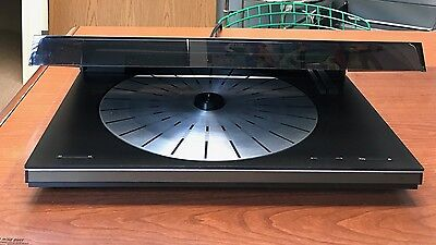 Beautiful Bang Olufsen B & O Beogram 9000 Tangential Arm Works Perfectly