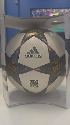 Adidas UEFA Champions League 2013 Wembley Final Ball Bayern Munich authentic