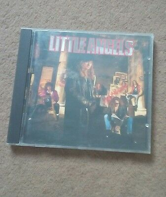 little angels young god's cd