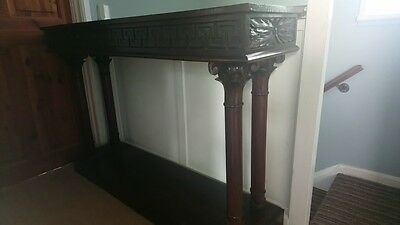 Beautiful console hall table
