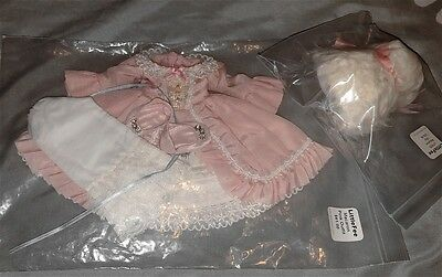 BJD FairyLand Doll YoSD LittleFee Ante Macaron Pink Outfit Set NEW w/ Wig Shoes