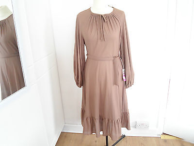 Women's designer vintage dress from  Winchester London size 38 12-14 new