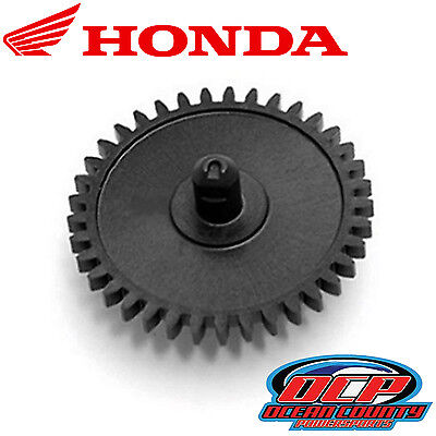 New Genuine Honda 2004 2005 Metropolitan Ii Sp 50 Chf50Ps Oem Oil Pump 37T Gear