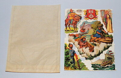 MLP (ENGLAND) #1448 VINTAGE 1950's/1960's ISSUE SCRAPS - WILLIAM TELL THEME
