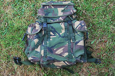 British Army Issue 30L litre PLCE DPM camo daysack patrol pack rucksack backpack