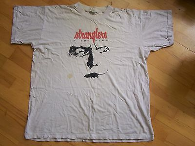 The Stranglers 'In The Night' t-shirt