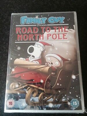 Family Guy Road To The North Pole Dvd